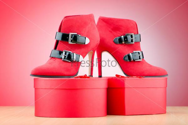 Фотография на тему Женские туфли