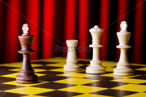 Фотография на тему Шахматы