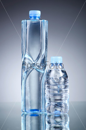 Фотография на тему Бутылки воды