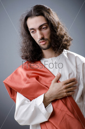 Персонификация Иисуса Христа