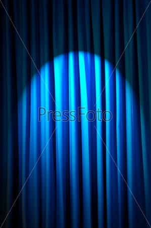 Фотография на тему Театральный занавес