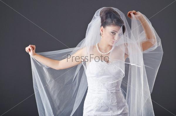 Фотография на тему Невеста в свадебном платье