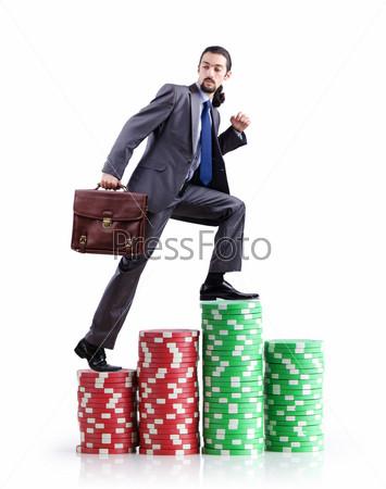 Финансовый успех бизнесмена