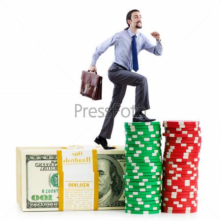 Фотография на тему Успешный бизнесмен