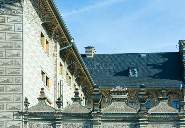 Фотография на тему Дворец Шварценберг в Праге, Чешская Республика