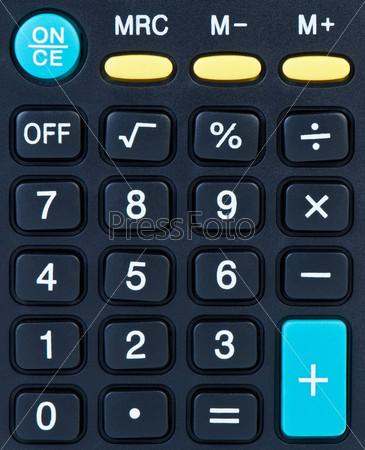 Фотография на тему Калькулятор