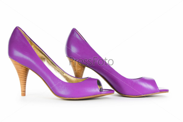 Фотография на тему Женская обувь, концепция моды