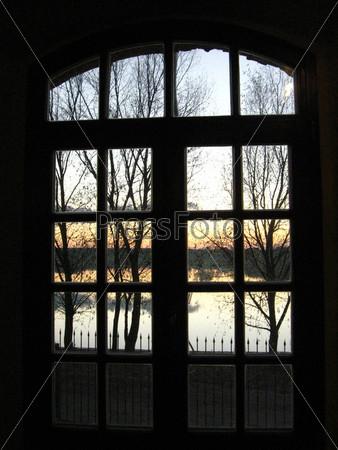 Фотография на тему Вид из окна
