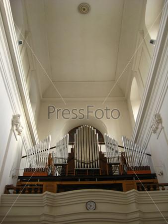 Фотография на тему Орган в католической церкви