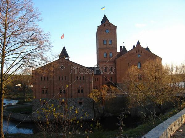 Фотография на тему Средневековый замок