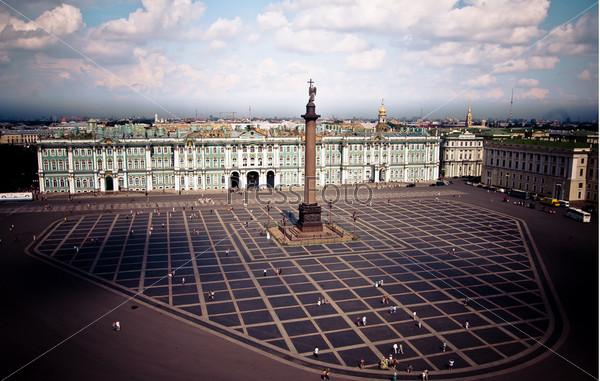 Фотография на тему Дворцовая площадь, Санкт-Петербург