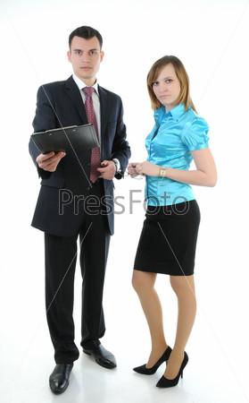 Молодые бизнесмены