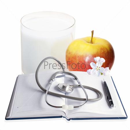 Здоровое питание.Концепция здравоохранения