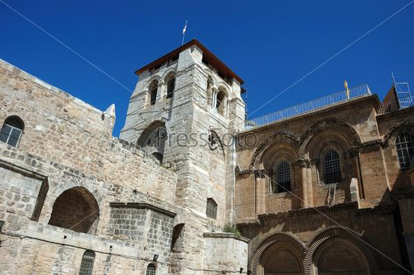 Храм Воскресения Христова в древнем Иерусалиме, Израиль
