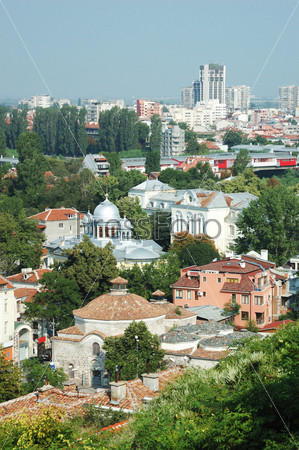 Старый Пловдив, Болгария, Балканы