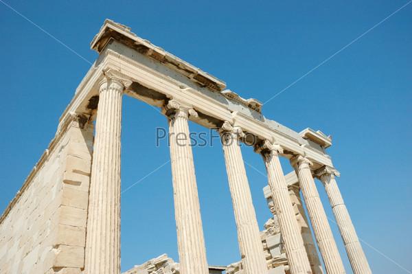 Ионический портик, Афинский Акрополь, Греция