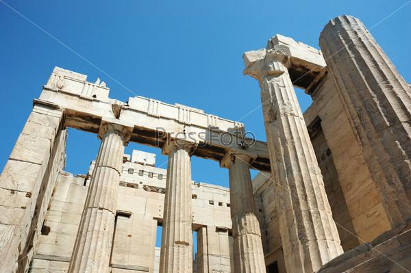 Пропилеи Афинского Акрополя, Греция