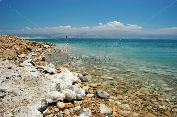 Берег Мертвого моря, Израиль