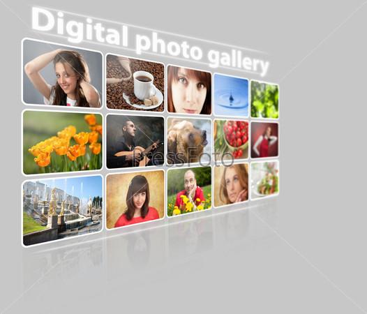 Цифровой фотоальбом