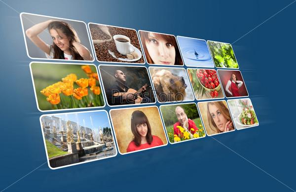 Фотография на тему Цифровой фотоальбом