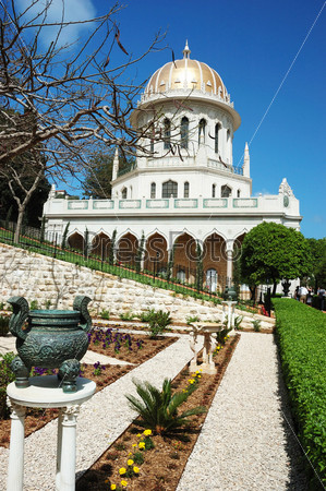 Фотография на тему Сады Бахайского храма, Хайфа, Израиль