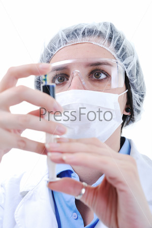 injection nurse