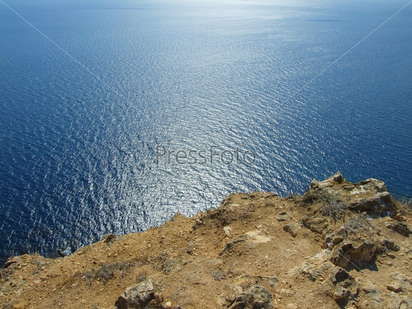Seascape. Crimea. Ukraine