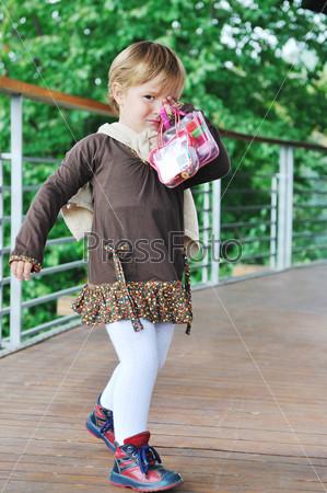 xhildren fashion outdoor