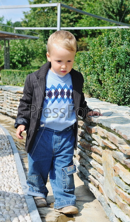 child fashion outdoor