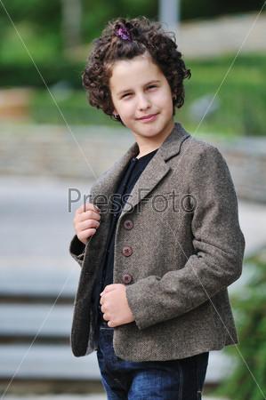 child fashion outdoor
