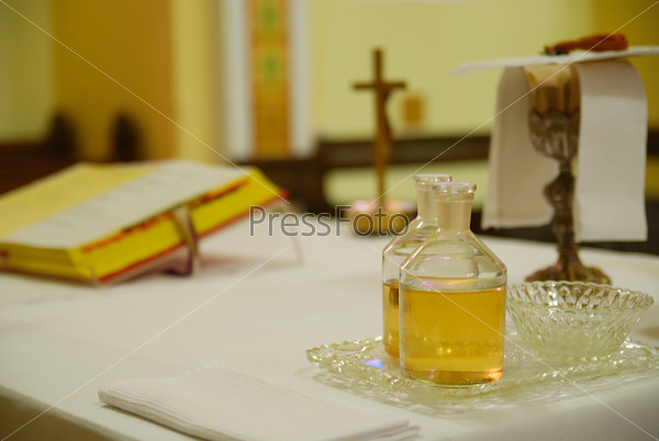 Церковные атрибуты