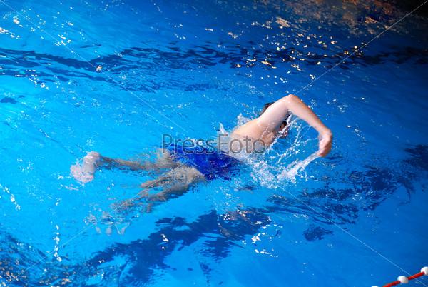 .swimmer