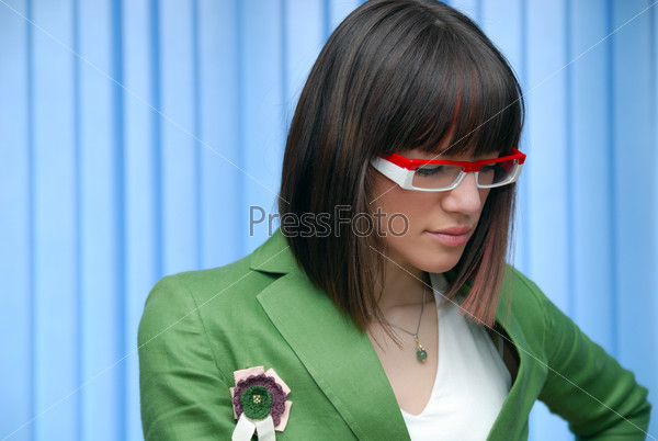 .businesswoman portrait
