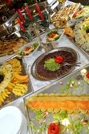 Dinnet at restaurant