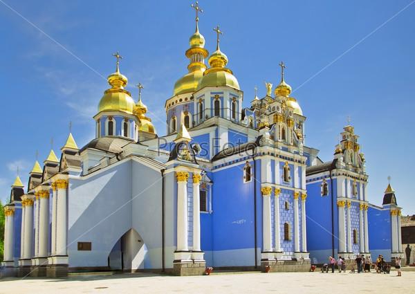Mikhailovsky Golden-Roof Cathedral