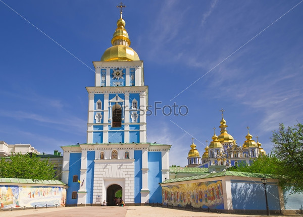 Mikhailovsky Golden-Roof Cathedral
