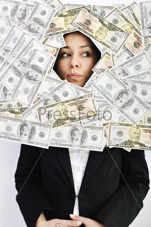 money, money, money...