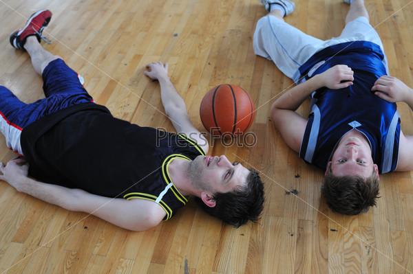 basketball relax