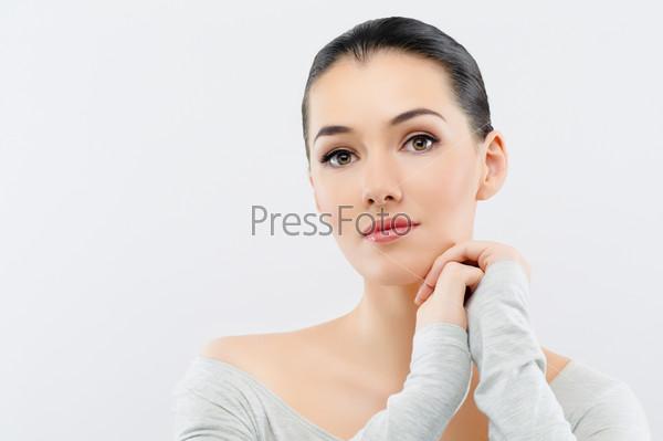 beauty portrait