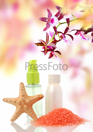 Body care treatment and orchid