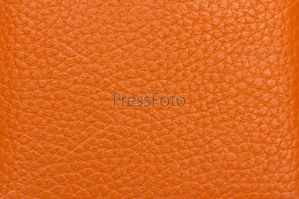 Brown leather texture close up
