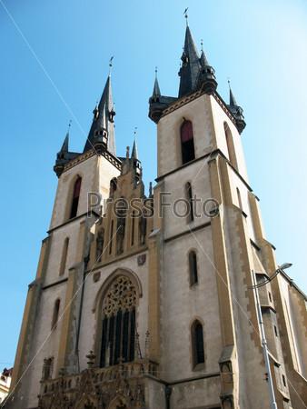 Собор Святого Антония Падуанского в Праге, Чехия