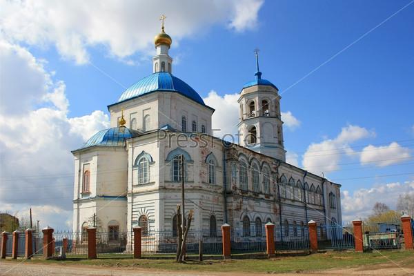 Православная церковь Ильи Пророка