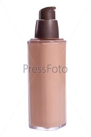 bottle of foundation