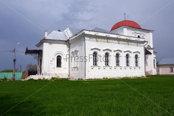 Church of St. Nicholas Gostiny