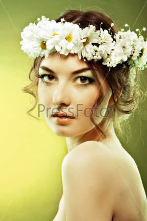 woman summer