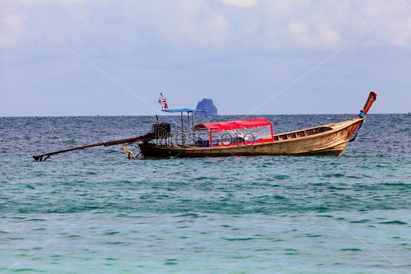 тайские лодки с мотором