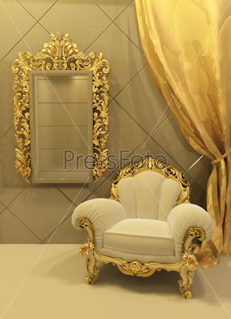 - Estilo barroco decoracion ...