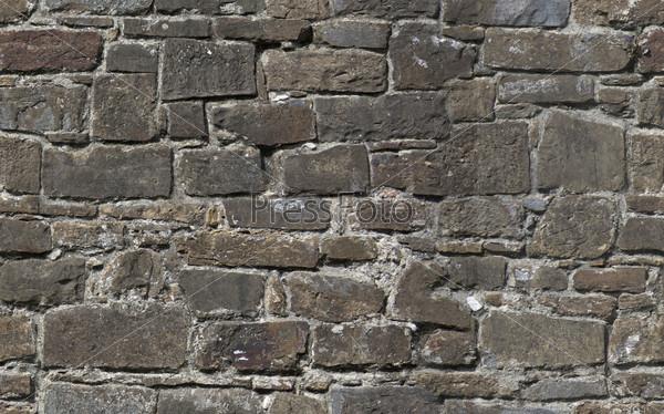 стена каменная фото