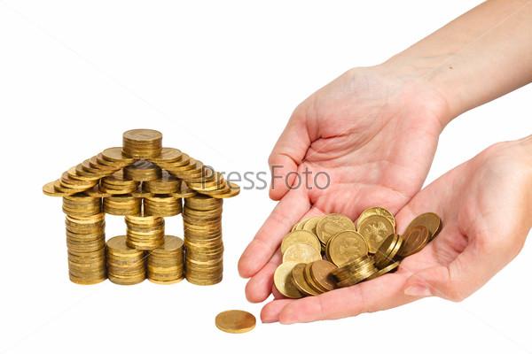 Домик для монет коллекционеры монет в казахстане